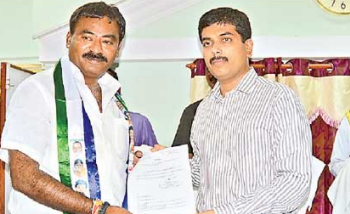 kadapa mayor